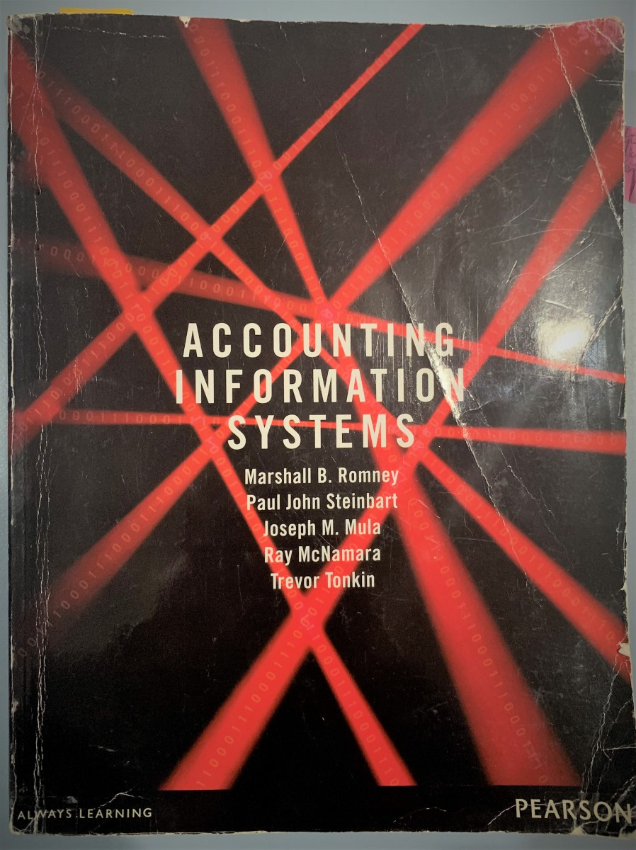BFA221 Accounting Information System